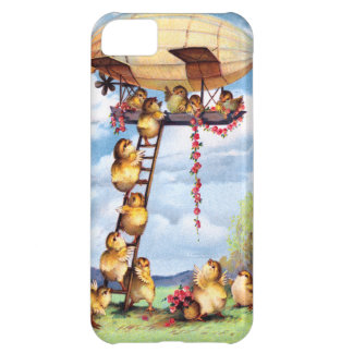 Travelling Chicks iPhone 5C Covers