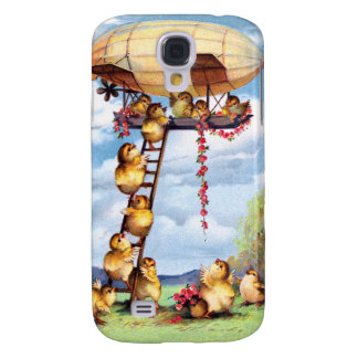 Travelling Chicks Samsung Galaxy S4 Covers