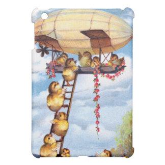 Travelling Chicks iPad Mini Cover