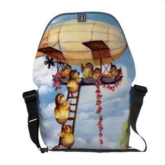 Travelling Chickens