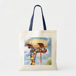 Travelling Chicks Tote Bag