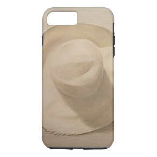 Travelling Hat on Dusty Table 2010 iPhone 8 Plus/7 Plus Case