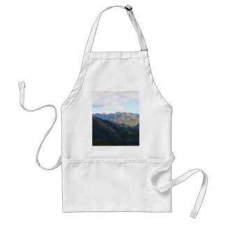 Travelling In Calabria Adult Apron