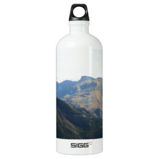 Travelling In Calabria Water Bottle