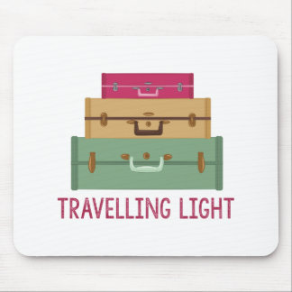 Travelling Light Mouse Pad