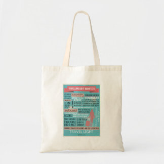 Travelling Light Tote
