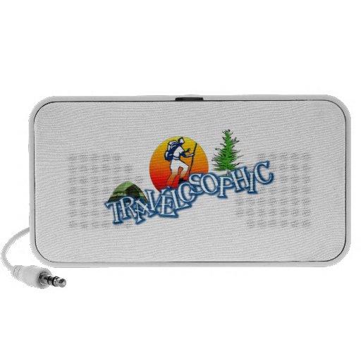 Travelosophic iPhone Altavoz