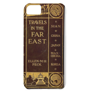 Travels in the Far East Case For iPhone 5C
