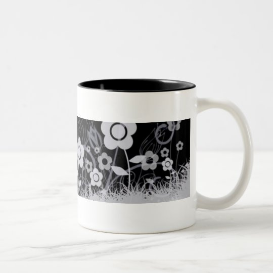 Travels With Child Two-Tone Coffee Mug