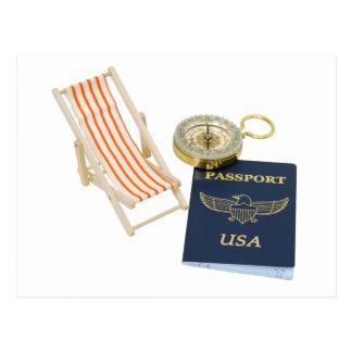 TravelVacation040309 Tarjeta Postal