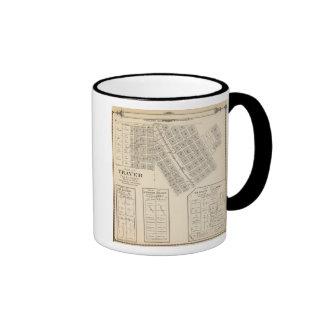 Traver, el condado de Tulare Taza De Café