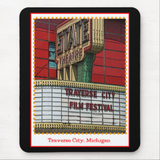 Traverse City Film Festival Mouse Pad