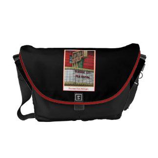 Traverse City Film Festival - State Theatre Messenger Bags