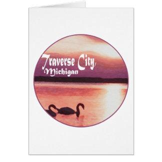 Traverse City, Michigan Card