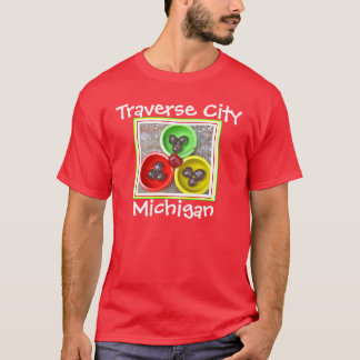 Traverse City, Michigan Cherries shirt