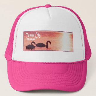 Traverse City, Michigan Trucker Hat