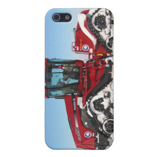 Traversing Arctic Tractor iPhone SE/5/5s Case