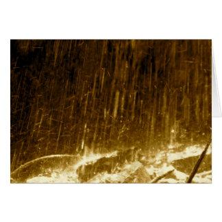 Travertine Falls Card