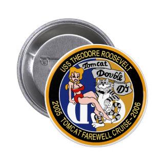 Travesía 2006 de F-14 Tomcat vf-213 Blacklions 200 Pin