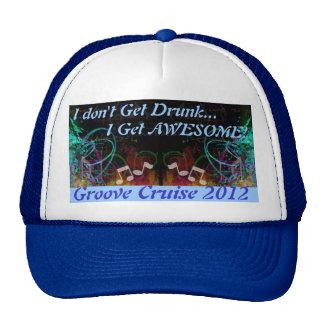 Travesía 2012 del surco gorras de camionero