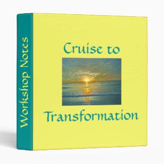 Travesía a la carpeta de la transformación