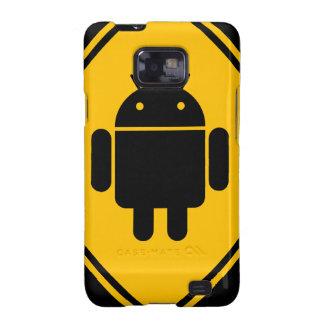 Travesía androide samsung galaxy s2 carcasas
