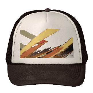 Travesía de arriba gorras de camionero
