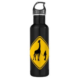 Travesía de la jirafa del mascota