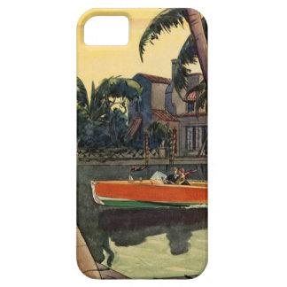 Travesía de la selva del barco de la velocidad del iPhone 5 Case-Mate funda