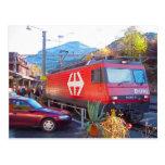 Travesía del carril de Hassliberg, 1 Postal