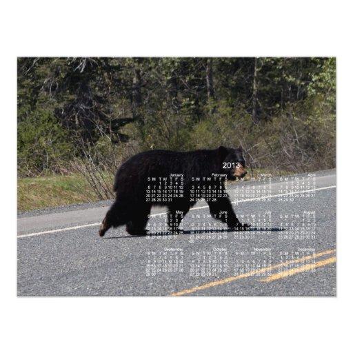 Travesía del oso de BLCR Impresiones Fotográficas