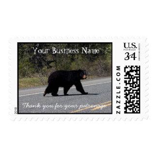 Travesía del oso de BLCR Sello