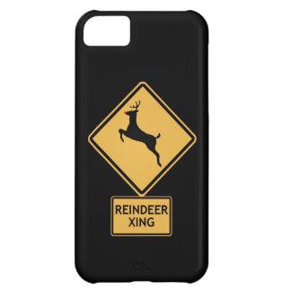 travesía del reno funda para iPhone 5C