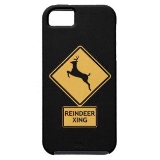 travesía del reno iPhone 5 funda
