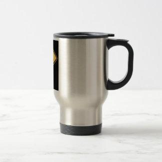 travesía del vagabundo taza de café