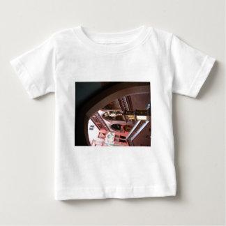 Travesía europea 031 del río t-shirts