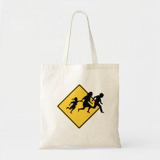 Travesía inmigrante bolsas