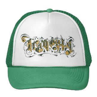 travesty trucker hat