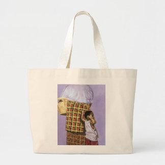 Travesura 1997 bolsa de tela grande