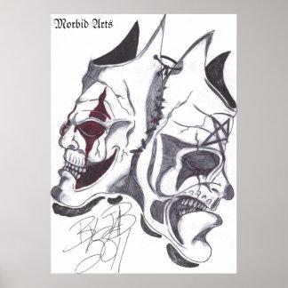 Travieso-Grr Poster