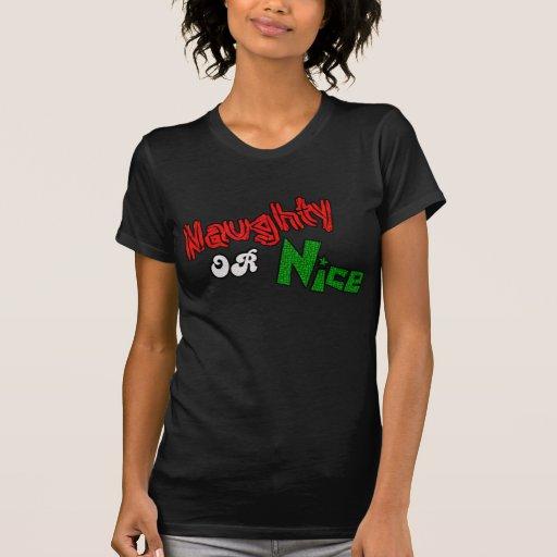 ¿Travieso o Niza? La camisa de las mujeres