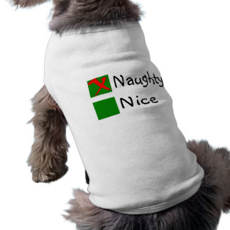 Travieso Camisetas Mascota