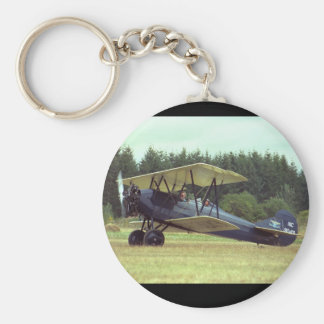 Travil Air 4000, 1928,_Classic Aviation Keychain