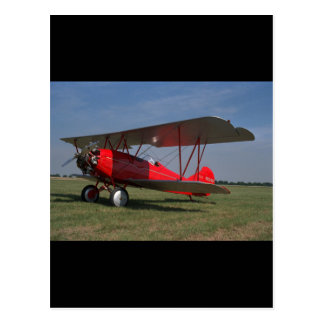 Travil Air, 4000, 1928_Classic Aviation Postcard