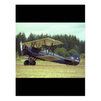 Travil Air 4000, 1928,_Classic Aviation Postcard