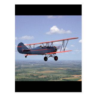 Travil Air, D-4000, 1928_Classic Aviation Postcard