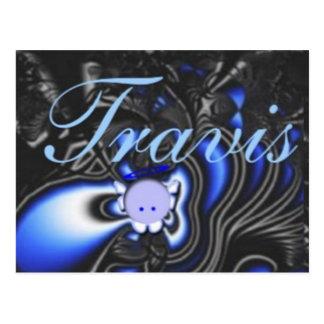 Travis Angel Postcard