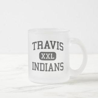 Travis - Indians - Junior - Quanah Texas Mug