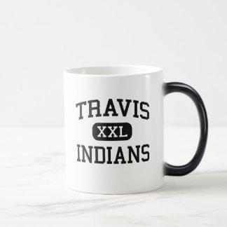 Travis - Indians - Junior - Quanah Texas Mugs