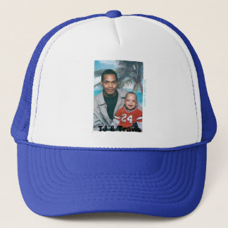 Travis, TJ & Travis Trucker Hat